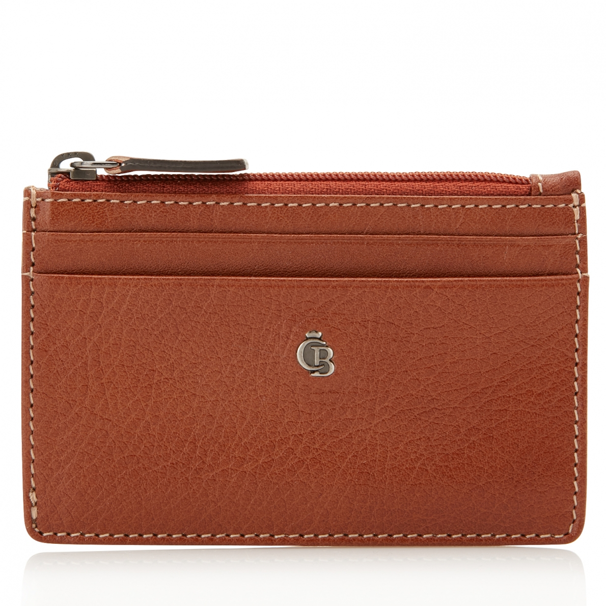 Castelijn & Beerens Nova Credit Card Case Tan