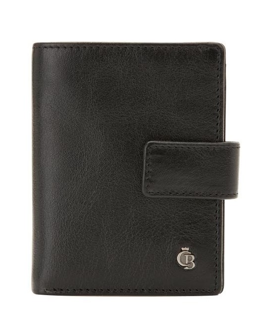 Castelijn & Beerens Nova Mini Wallet Black