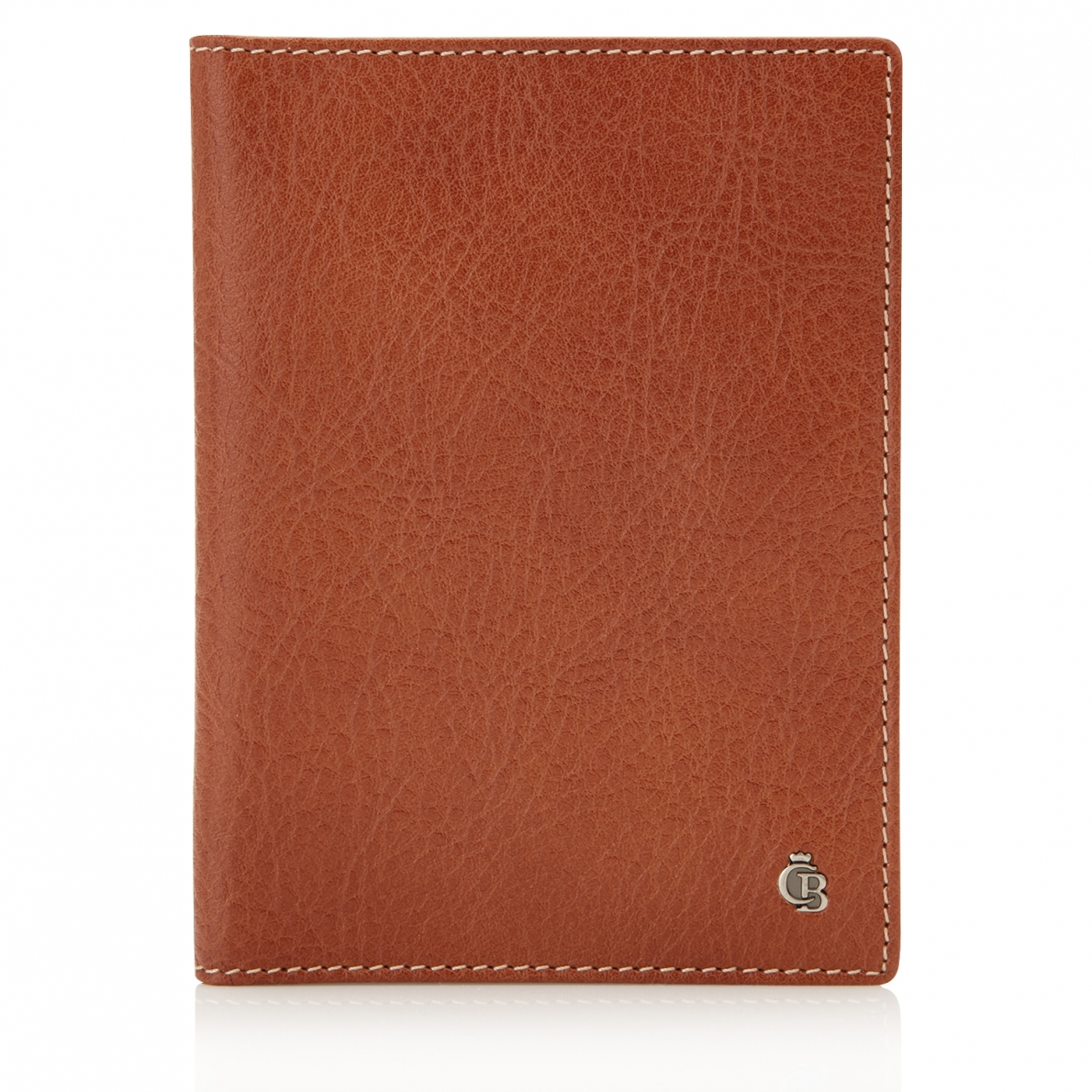 Castelijn & Beerens Nova Passport Holder Tan