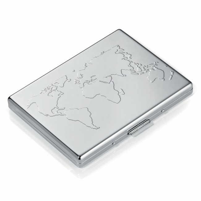 Troika Metal Card Case BUSINESS WORLD