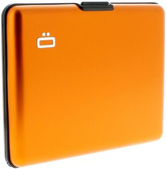 Ogon Card Case Large Orange