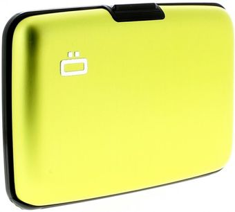 Ogon Card case Green Lime