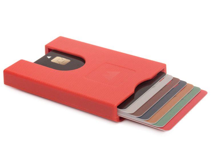 Walter Wallet Red